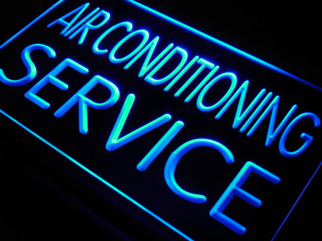 Air Conditioning Service Open